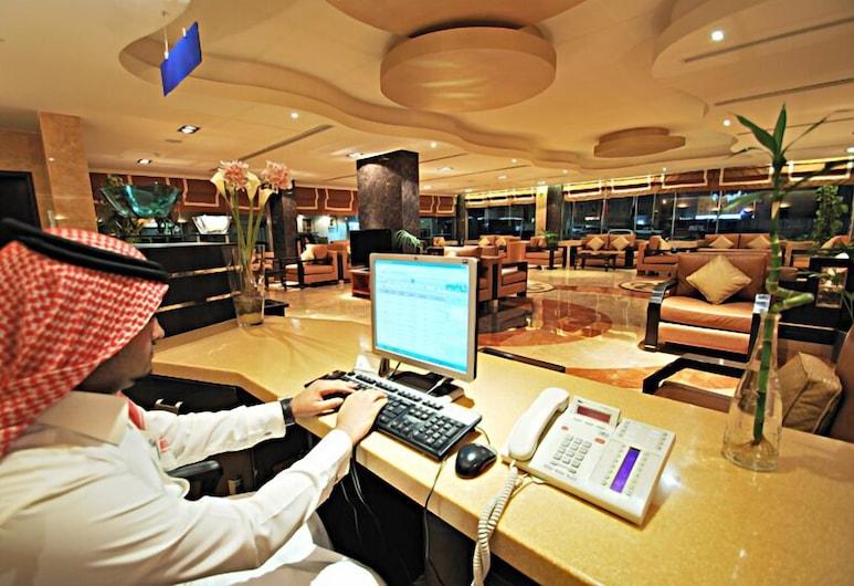Peninsula Suites, Dammam, Reception