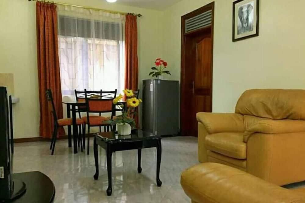Apartmán typu Executive, 2 spálne - Obývačka