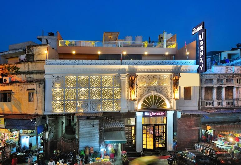 Hotel Grand Uddhav, New Delhi, Interior Entrance