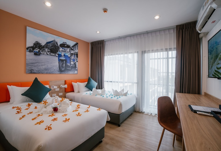 7 Days Premium Don Mueang, Bangkok, Kamer