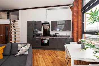Picture of  OYO Arena Apartments in Manchester
