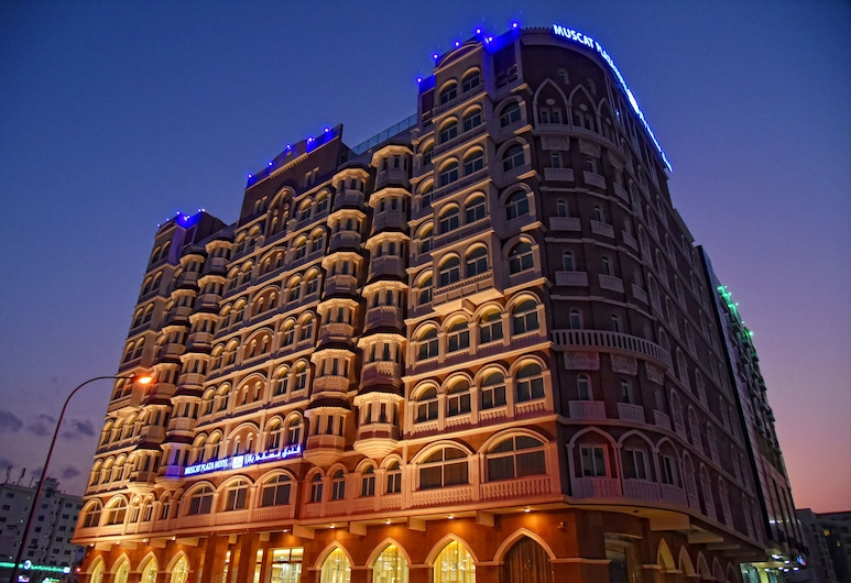 The Muscat Plaza Hotel, Mascate