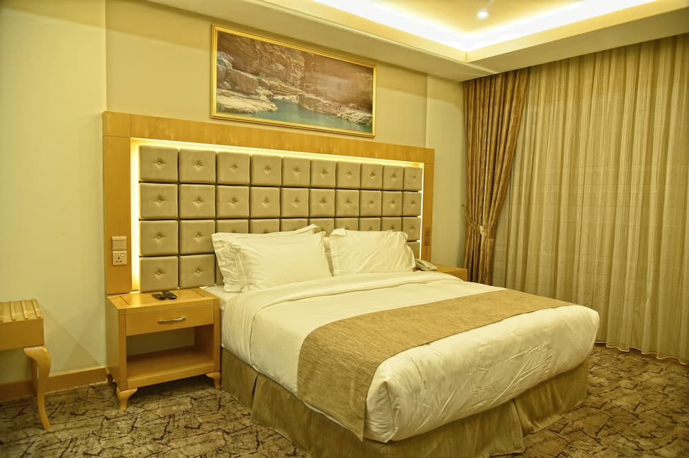 Apartament typu Executive Studio - Powierzchnia mieszkalna