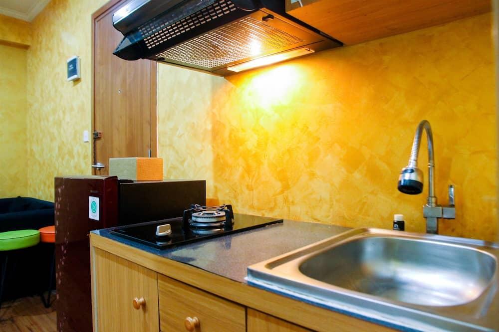 Room - Private kitchen