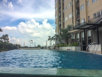 Picture of 1BR with Extra Balcony The Oasis Cikarang Apartment in Cikarang