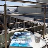 Romantic Apartment - Balcony