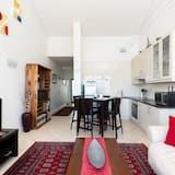 Romantic Apartment - Living Room