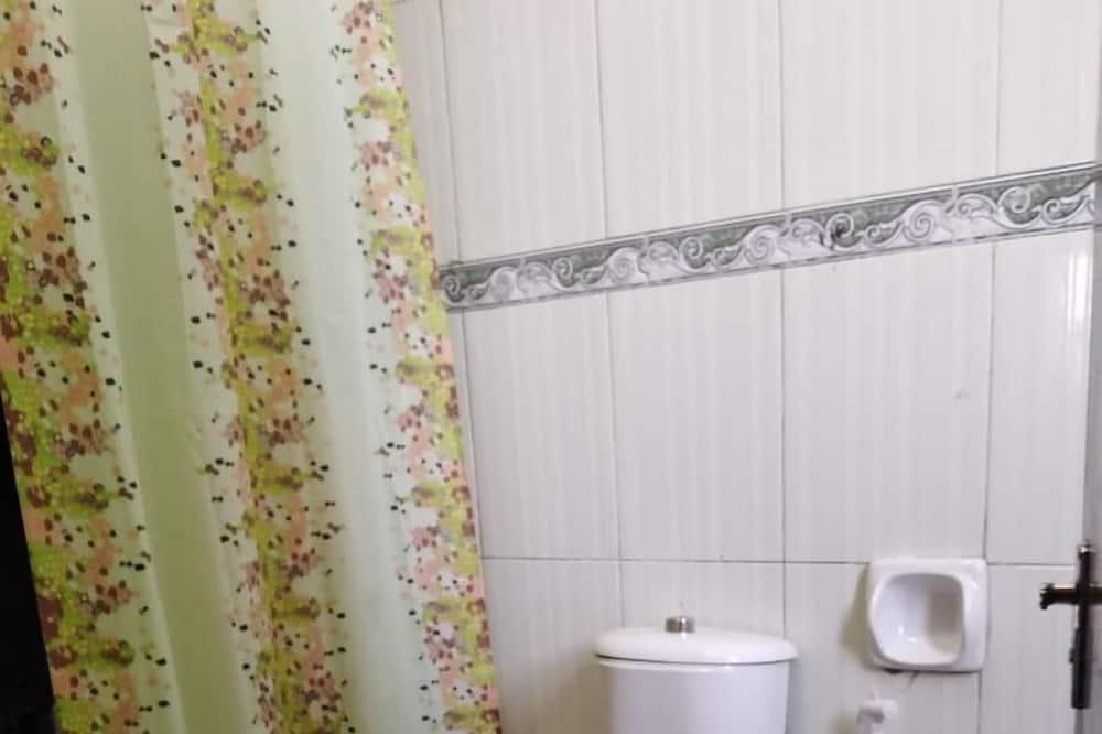 Apartmán, 1 ložnice - Koupelna
