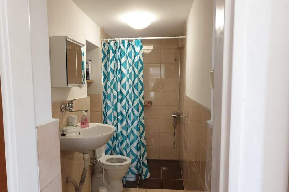 Lejlighed - 1 soveværelse - terrasse - Badeværelse