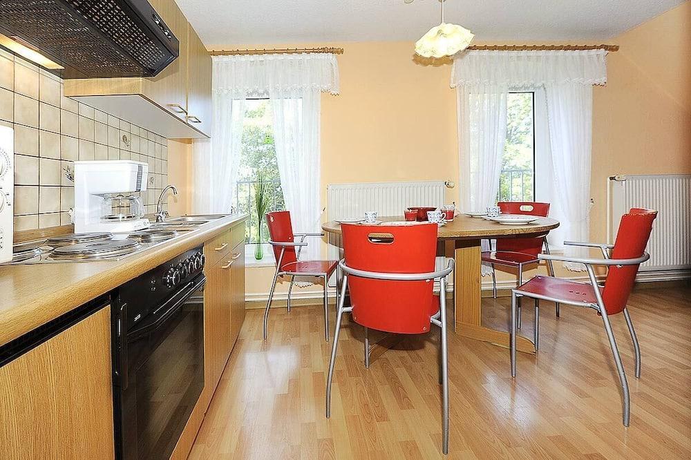 Apartamento familiar, 2 habitaciones (Langeoog) - Comida en la habitación