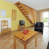 Apartamento familiar, 2 habitaciones (Norderney) - Zona de estar