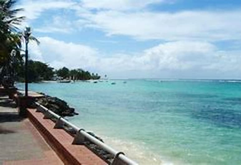 Apartment With one Bedroom in Sainte-anne, With Furnished Terrace and Wifi - 11 km From the Beach, Sainte-Anne, Beach