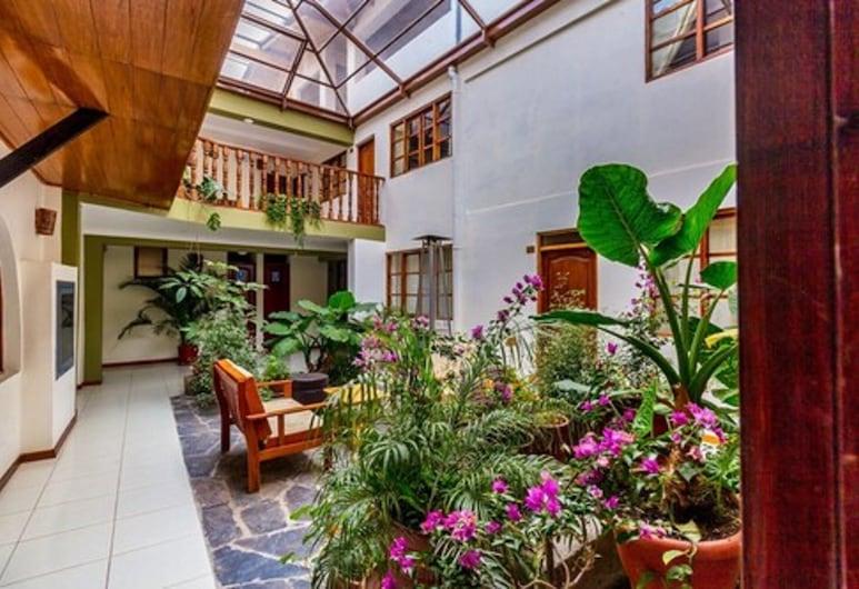 歐朗泰太陽尊爵酒店, 歐南塔雅坦坡, 庭園