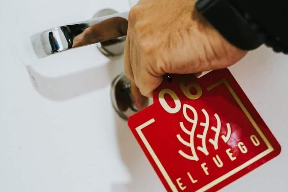 Izbový servis – jedlá