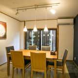 Ház (Private Vacation Home) - Étkezés a szobában