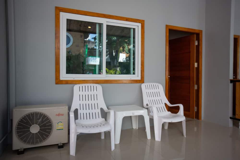 Studio Double Room - Varanda