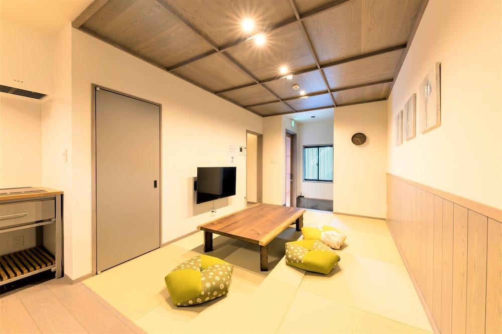 Standard - Living Area