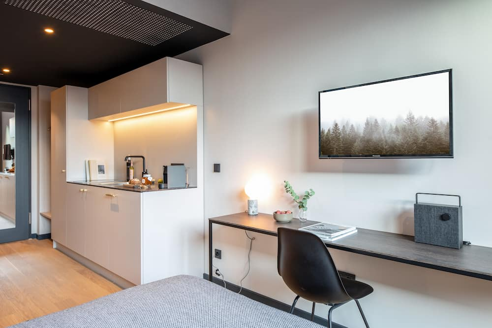 Studio Design (XS) - Powierzchnia mieszkalna