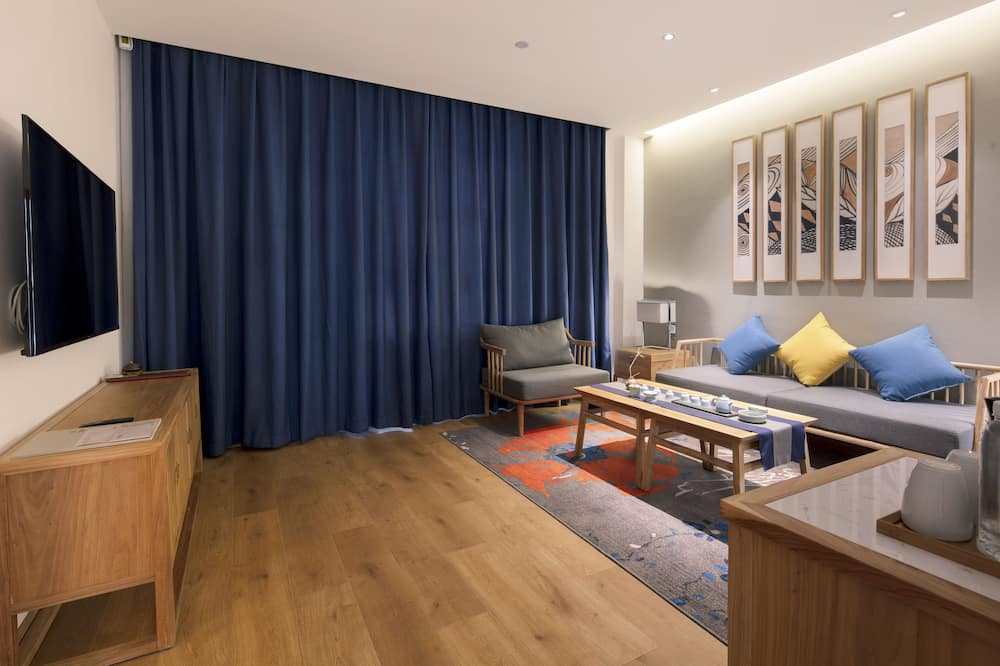Comfort Suite (Mainland China Citizens Only) - Guest Room