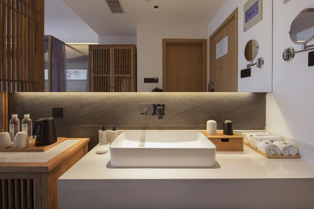 Comfort Twin Room (Mainland China Citizens Only) - Bathroom