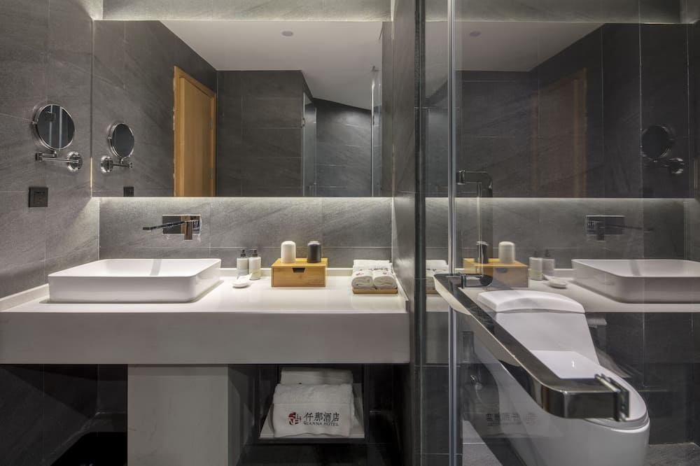 Comfort Suite (Mainland China Citizens Only) - Bathroom