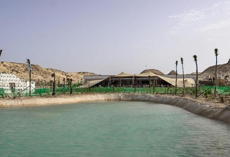 Les Dunes de Dakhla, Dahla, Baseins