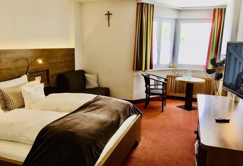 Isar Hotel, Freising, Double Room, Guest Room