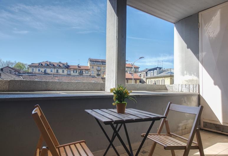 Fortino Roomy Apartment, Torino, Appartamento, 2 camere da letto, Balcone