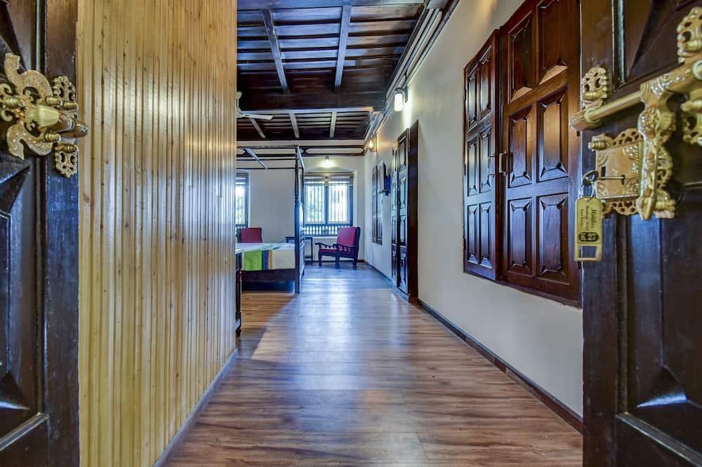 Liukso klasės kambarys - Svečių kambarys
