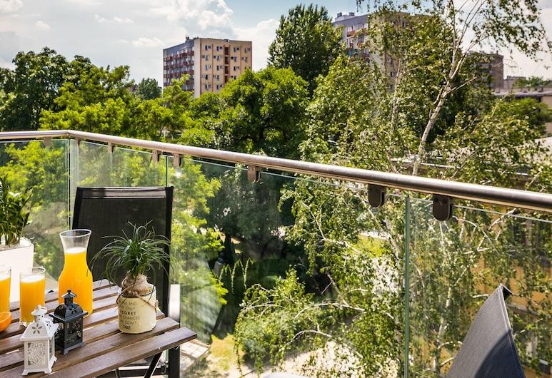 My Krakow Apartments - City Center, Krakow, Apartemen Klasik, 2 kamar tidur (Lokietka 8E st.), Kamar Tamu