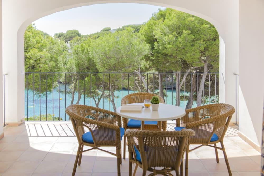 Villa, 2 Bedrooms, Sea View (4 adults and 1 kid) - Balcony