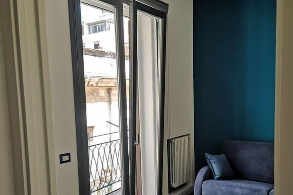 Apartemen Comfort, 1 kamar tidur, balkon - Area Keluarga