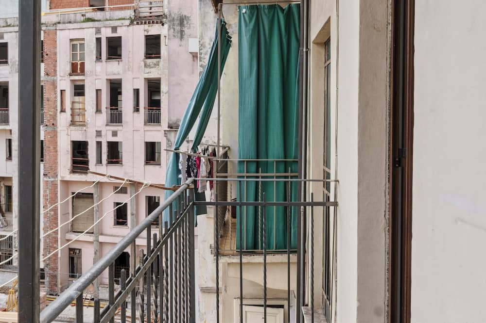 apartman, 1 hálószobával - Erkély