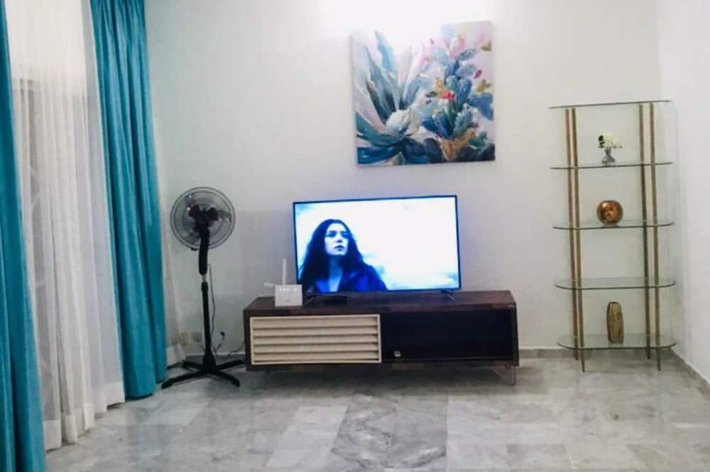 City Διαμέρισμα - Τηλεόραση