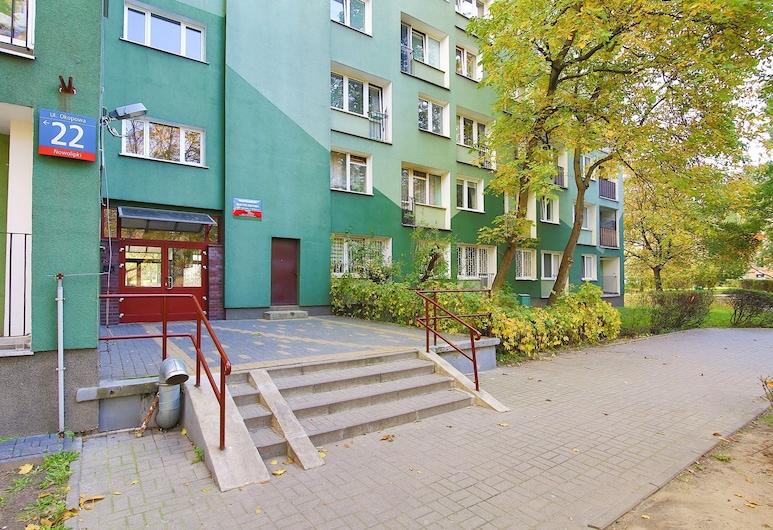 ShortStayPoland Okopowa B78, Warszawa, Front obiektu