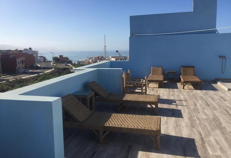 Sunrise GuestHouse, Imsouane, Terrace/Patio