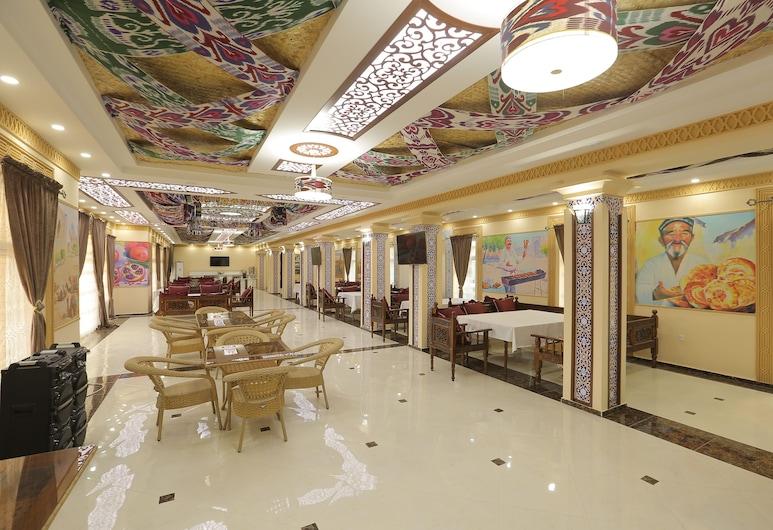 Hotel Khiva Palace, Khiva, Breakfast Area