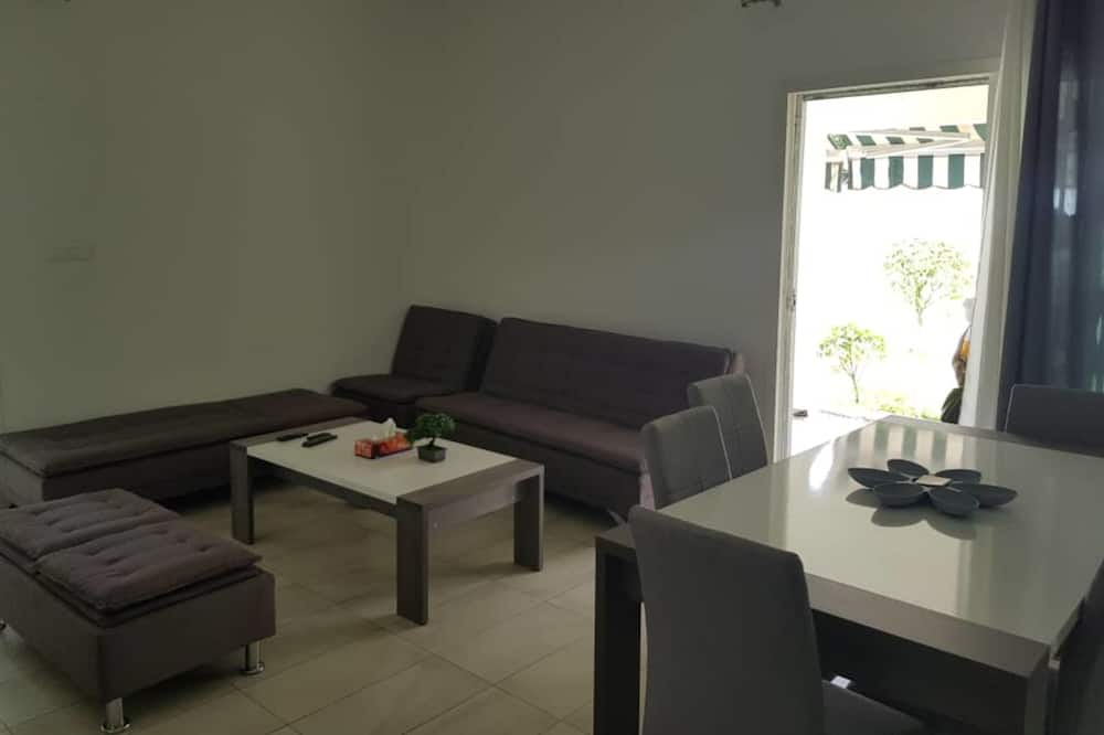 Lägenhet City - 2 sovrum - Vardagsrum