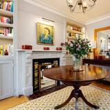 Domek (4 Bedrooms) - Obývací pokoj