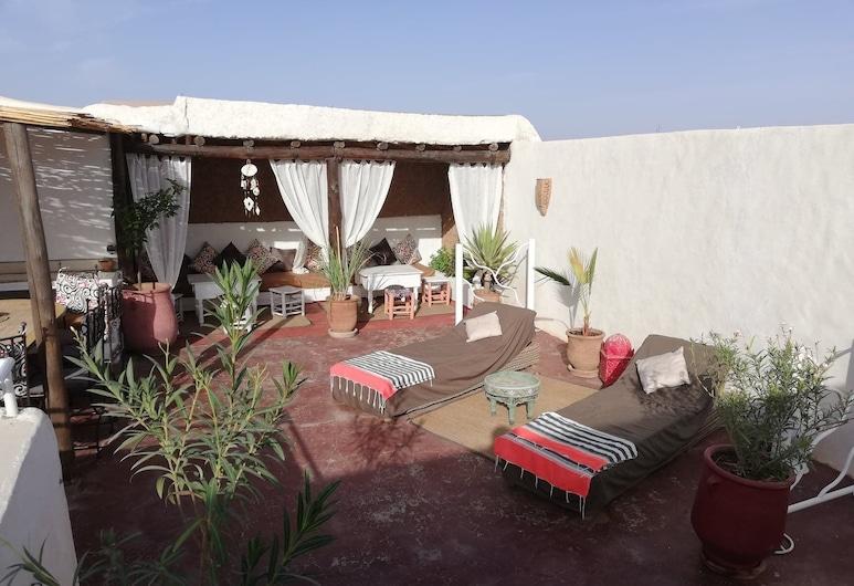 里亞德阿爾奇曼酒店, Marrakech, 陽台