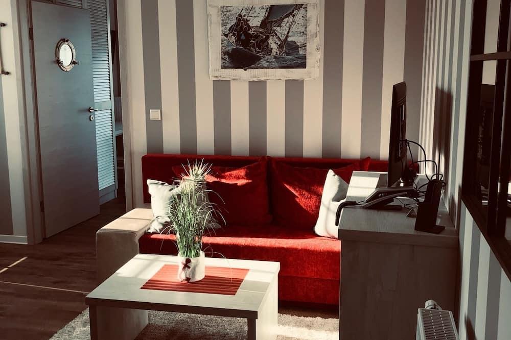 Lägenhet Panoramic (FeWo) - Vardagsrum