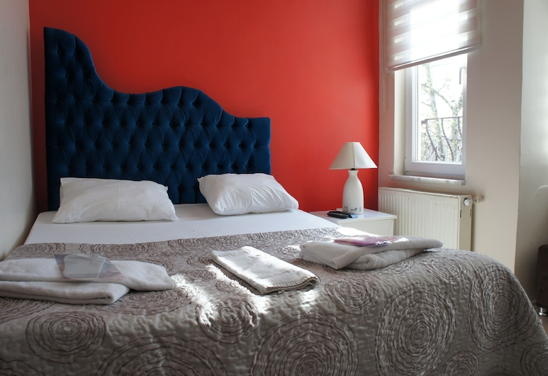 The Bridge Suites, Istanbul, Luxury Double Room, Guest Room