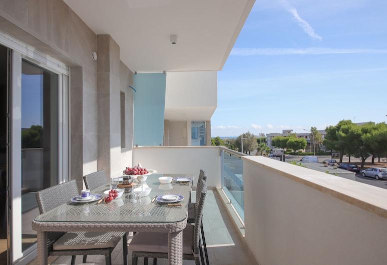 Dimora Paradiso, Monopoli, Apartamento, 2 Quartos, Varanda