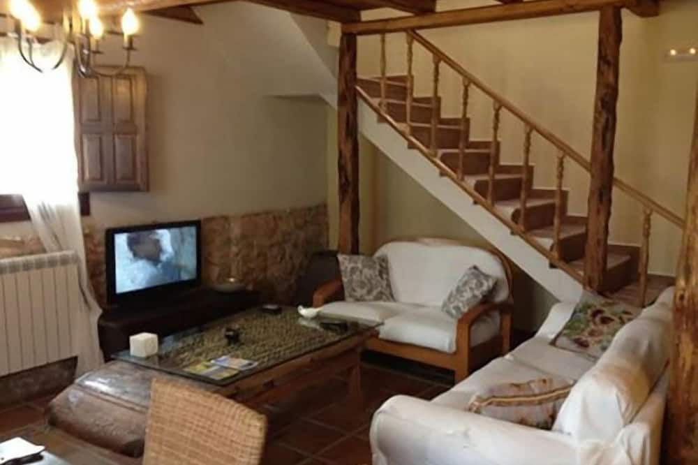 Maja, 5 magamistoaga - Lõõgastumisala