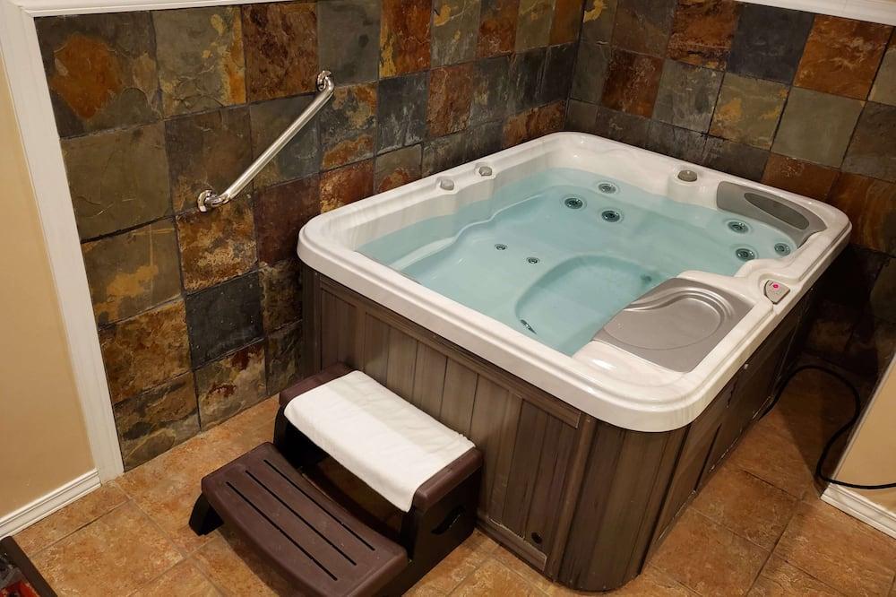 蜜月套房 - 私人 SPA 浴缸