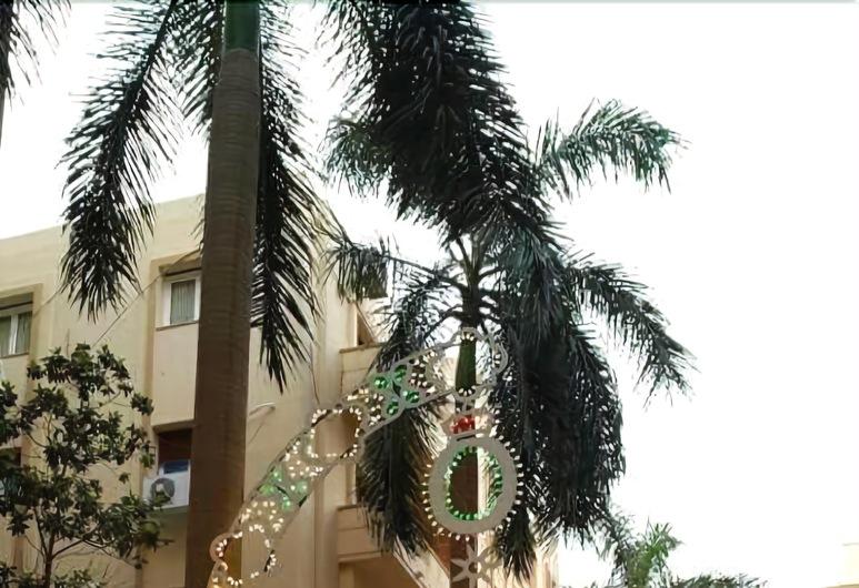 Grand Cairo Hotel, Cairo, Hotel Front