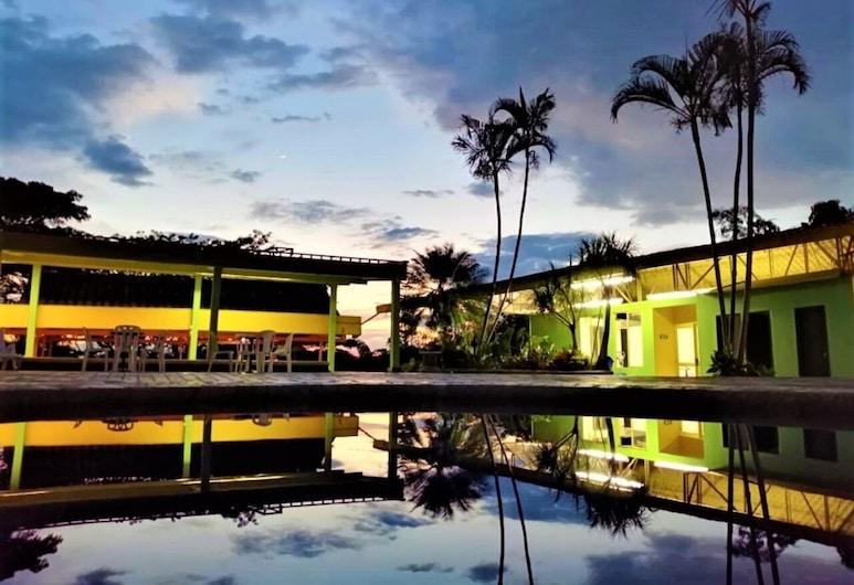 Ecohotel La Casona, Pereira, Vaade hotellist
