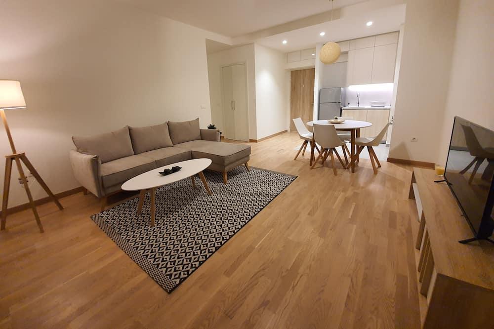 Superior apartman - Nappali
