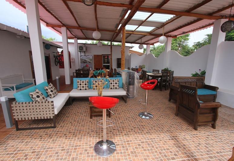 Zurisadai, Puerto Ayora, Lobby Sitting Area