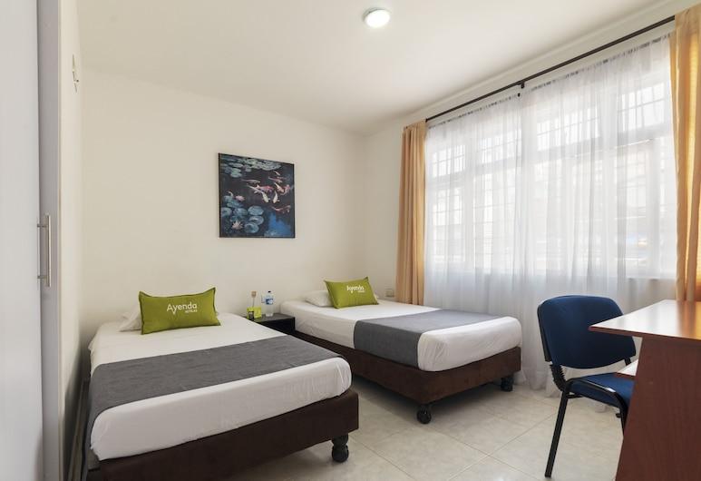 Ayenda 1409 Casa Tequendama, Cali, Habitación estándar con 2 camas individuales, Habitación